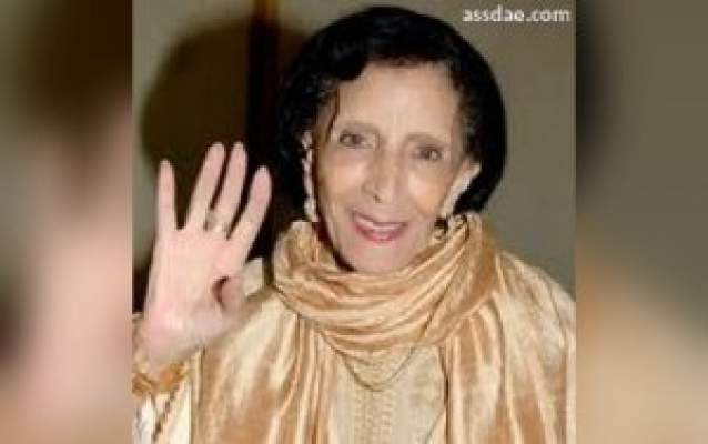 Photo of رحيل الفنانة حبيبة المدكوري إلى دار البقاء