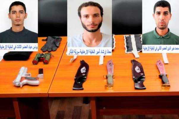 إنفراد: أسرار تفكيك سرية البتار الإرهابية الخارجة عن المألوف