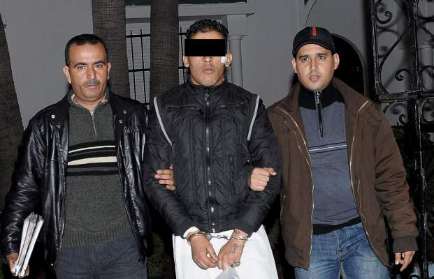 Photo of شريط صور: اعتقال شخص احترف الاجرام بالبيضاء ووُصف بالخطير