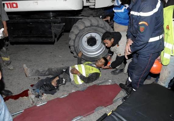 Photo of حادثة شغل وُصفت بالخطيرة بأوراش الطراموي بالدار البيضاء