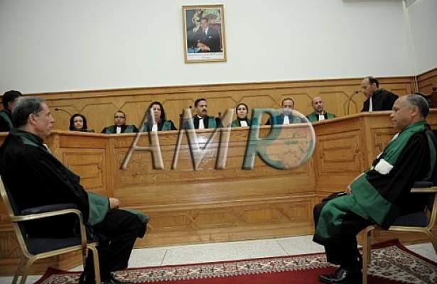 Photo of حركة انتقالية لوكلاء الملك ورؤساء محاكم البيضاء