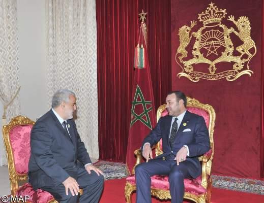 Photo of فيديو: الاستقبال الملكي لبنكيران وتكليفه بتشكيل الحكومة