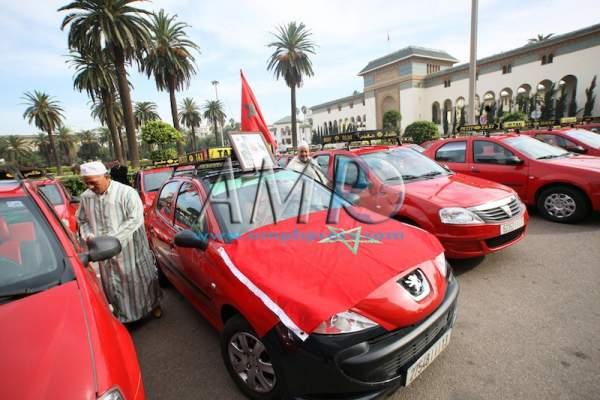 Photo of تواصل عملية الدعم لتجديد سيارات الأجرة بالبيضاء
