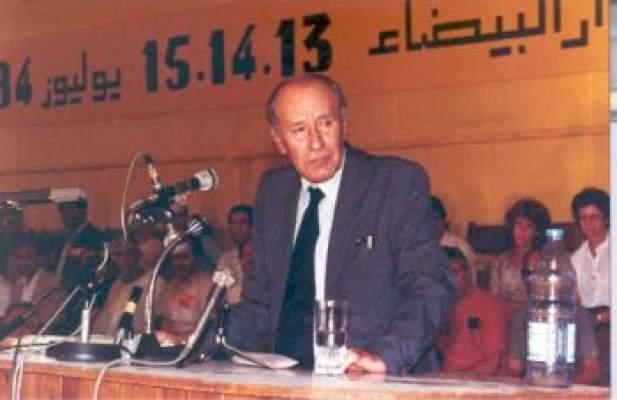 Photo of عبد الرحيم بوعبيد: يجب أن يكون دور الملك أكبر من مجرد دور رئيس دولة