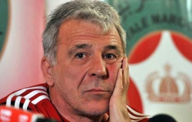 """Photo of """"السيد وجهو"""" صحيح: غيريتس يؤكد رغبته في البقاء مدربا للمغرب"""