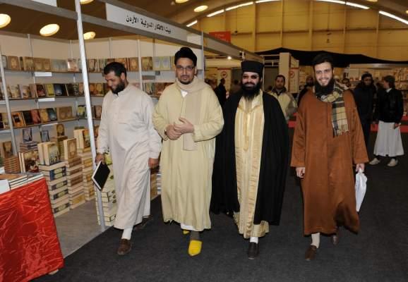 "Photo of شيوخ ""السلفية الجهادية"" في جولة بالمعرض الدولي للكتاب بالبيضاء"