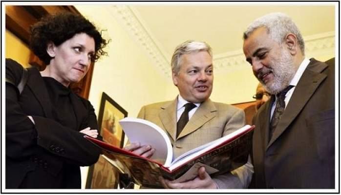 """Photo of بعد أن تمادي بن كيران في """"تنخيلها"""": وزيرة العدل البلجيكية كادت أن تتسبب في أزمة دبلوماسية بين البلدين"""