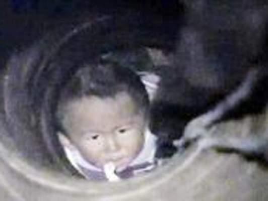 Photo of في عملية إنقاذ احتبست خلالها الأنفاس: الآيفون ينقذ طفلا من بئر عمقها 13 مترا