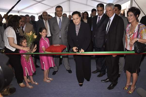 "Photo of الدار البيضاء: انطلاق الدورة السابعة للمعرض الدولي للسيارات ""أوطو إكسبو"""