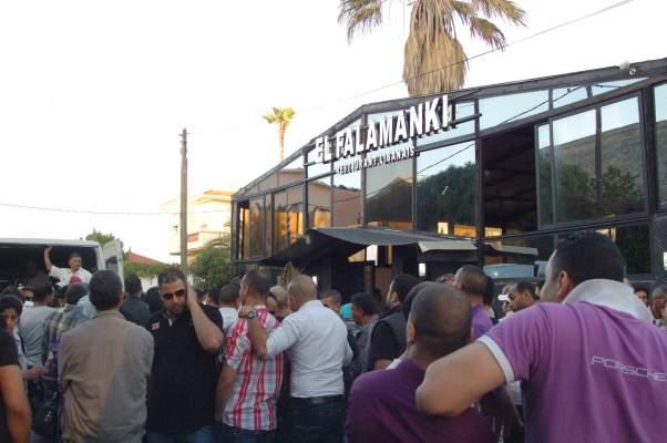 """Photo of لحوم فاسدة و""""شيشة"""" بأحد أفخر مطاعم عين الذئاب وإيقاف 64 شخصا ضمنهم 30 فتاة"""