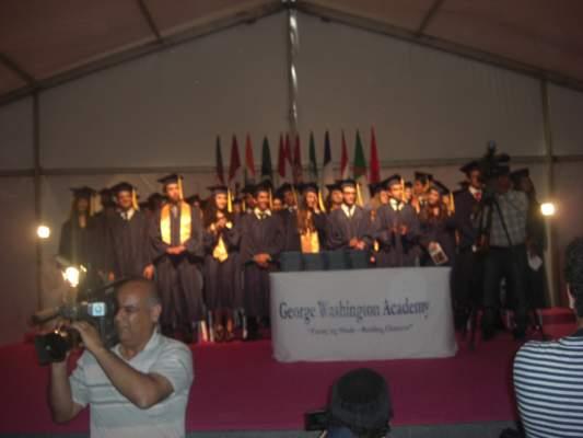 Photo of جهة الدار البيضاء الكبرى بالفيديو: أكاديمية جورج واشنطن تحتفي بخريجي سنة 2012