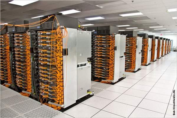"""Photo of يُنجز 16 ألف """"تريليون"""" عملية حسابية في الثانية: الحاسوب """"سيكويا"""" الأسرع في العالم"""