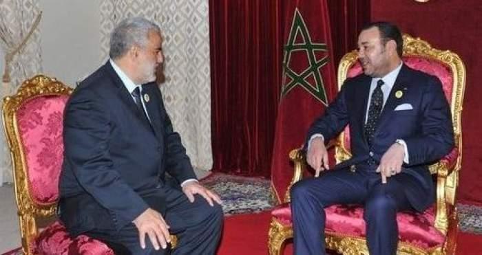 Photo of الملك يهنئ بن كيران بمناسبة إعادة انتخابه أمينا عاما لحزب العدالة والتنمية لولاية ثانية