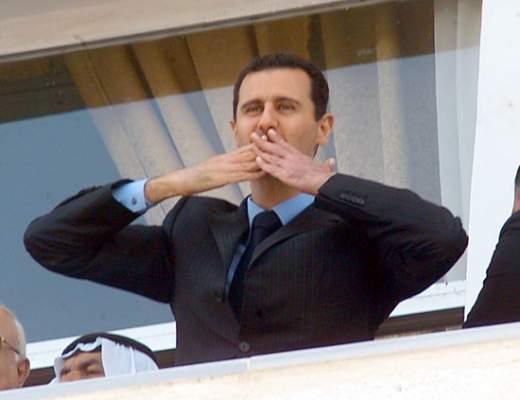 """Photo of في حوار خصّ به  قناة ألمانية: بشار الأسد يقول """"لا مقارنة بين وضعي ووضع القدافي ومبارك"""""""