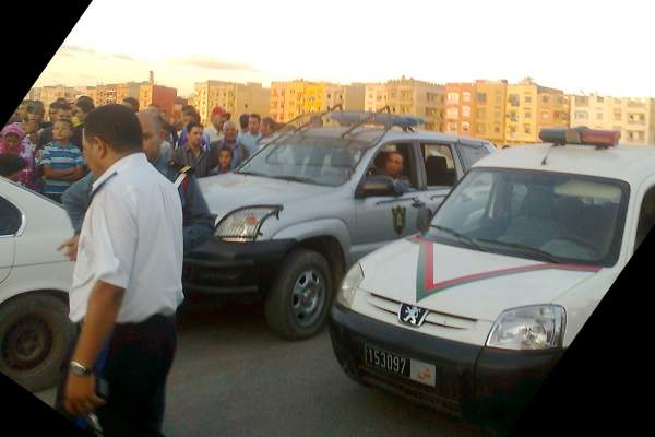 Photo of برشيد: عناصر الدرك تضطر إلى استعمال مسدس كهرباء لإيقاف مبحوث عنه