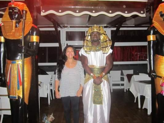 Photo of المطربة المغربية ليلى غفران تعلن عن افتتاح أول سلسلة مطاعم نيفرتيتي بالمغرب