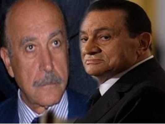 Photo of مبارك يبكي لمدة نصف ساعة كاملة بعد مشاهدته خبر وفاة سليمان على شاشة التلفزيون وأخبار عن دخوله في غيبوبة