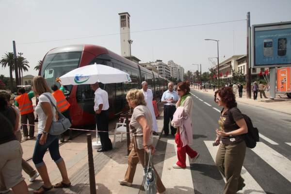 Photo of التجارب العملية لترامواي الدار البيضاء