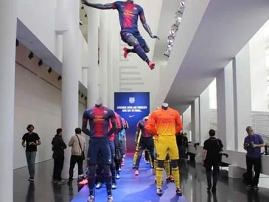 Photo of تجاوز عدد مبيعاته المليون: قميص برشلونة الأكثر مبيعا في العالم