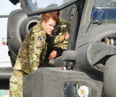 "Photo of طالبان تسعى إلى قتل الأمير البريطاني ""هاري"" ابن الراحلة ديانا"