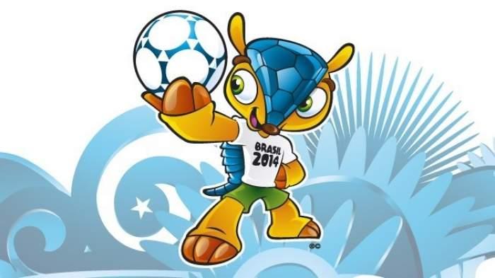 """Photo of مخلوق """"أرماديلو"""" يشكل التميمة الرسمية للبرازيل 2014 ويعتبر أهم سفير لكأس العالم"""