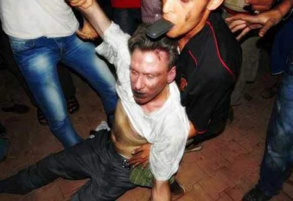 Photo of بالفيديو: مقتل السفير الأمريكي في ليبيا في هجوم على القنصلية الأمريكية في بلغازي