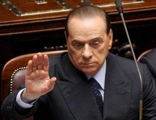 Photo of بعد إدانته بأربع سنوات حبسا في قضية تهرب ضريبي: برلسكوني يهدد بإسقاط الحكومة الإيطالية