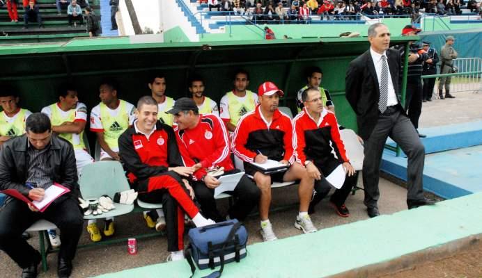 Photo of الوداد الرياضي مؤقتا بصدارة الدوري المغربي للمحترفين لكرة القدم