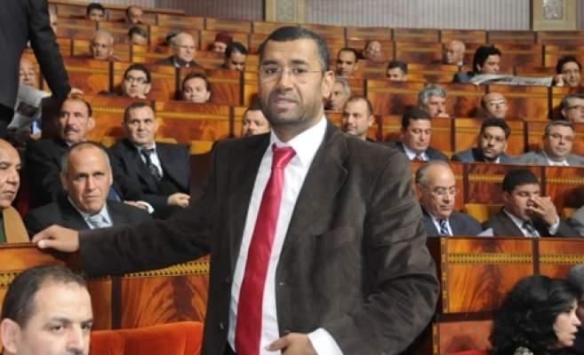 "Photo of الرويسي مخاطبة البرلماني ""بوانو"": آجي تسير في بلاصتي…"