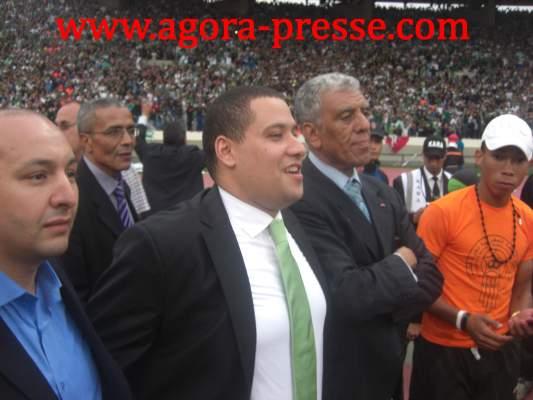Photo of لاعبو الرجاء سيحصلون على 40 ألف درهم في حال فوزهم بكأس العرش