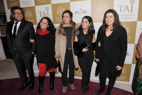 Photo of بالصور: مؤسسة مهرجان مراكش السينمائي تنظم حفلا بحضور عدة فنانيين