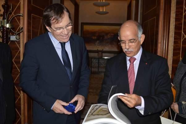 Photo of رئيس مجلس أوربا يشيد بحكمة الملك محمد السادس ويدعو إلى حل قضية الصحراء