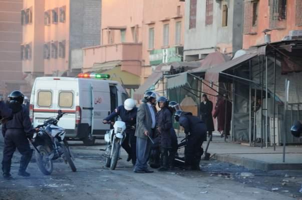 Photo of مراكش: الهدوء يعود إلى حي سيدي يوسف بن علي والسكان يهددون بمظاهرات أخرى