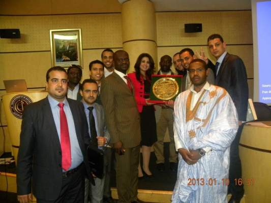 Photo of انتخاب الهيبة عدي رئيسا لمنتدى الشباب الإفريقي للحوار والسلام