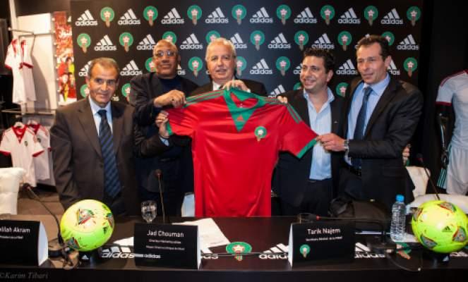Photo of أديداس تكشف عن قميص المنتخب الوطني الجديد وتتمنى له التوفيق