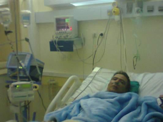 Photo of إصابة الصحافي محمد صالح اكليم بأزمة قلبية مفاجئة