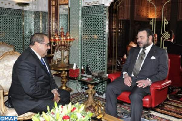 Photo of الملك محمد السادس يستقبل بأكادير إدريس لشكر بمناسبة انتخابه كاتب أول للاتحاد الإشتراكي