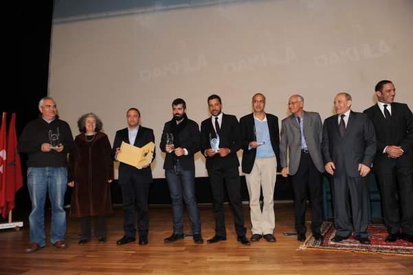 """Photo of بالصور: تتويج الفيلم السوري """"مريم"""" بالجائزة الكبرى لمهرجان الداخلة الرابع"""
