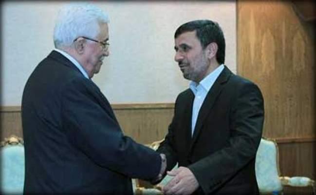 """Photo of هآرتس تزعم ان الرئيس عباس طلب من """"نجاد"""" عدم التصريح بإبادة إسرائيل"""