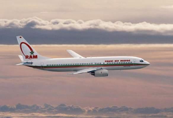 """Photo of طائرة تابعة لـ""""لارام"""" تضطر إلى العودة إلى مطار محمد الخامس بعد إقلاعها"""