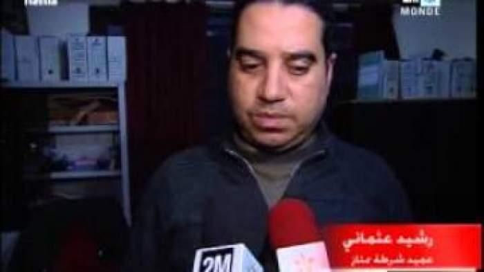 Photo of فيديو: اعتقال متخصص في سرقة النساء فقط تحت التهديد بالسلاح بعين الذئاب