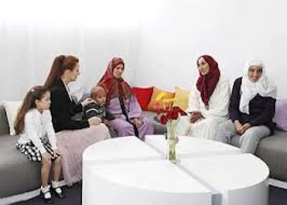 "Photo of فيديو: الأميرة للا سلمى تدشن ""دار الحياة"" للأطفال مرضى السرطان"