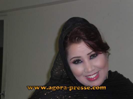 "Photo of سعيدة شرف تتعاقد مع روتانا لنشر الموسيقى الحسانية وتطرح ماركة ""ملاحف"" تحمل اسمها"