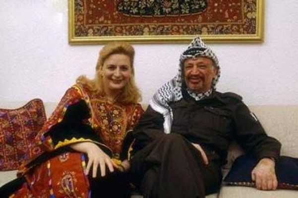 """Photo of سها الطويل ندما على زواجها من عرفات: لو كنت أعلم ما سيحل بي لما تزوجت """"أبو عمار"""""""