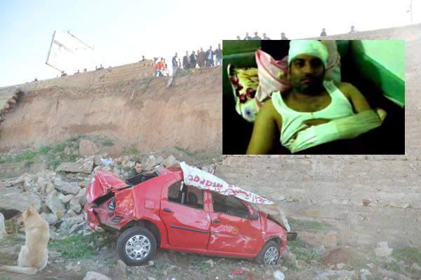 Photo of فيديو: سائق سيارة الأجرة ضحية القفز من سور كورنيش عين الذئاب يحكي حقيقة ما حدث