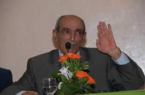 Photo of التهامي الخياري زعيم جبهة القوى الديمقراطية في ذمة الله
