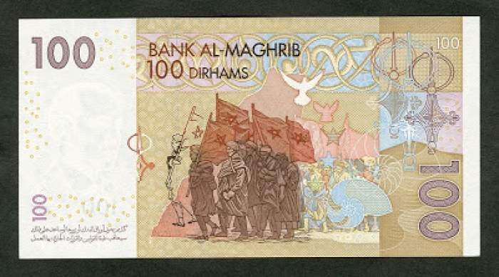 "Photo of ""الزلط والجبهة"": شباب يزورون أوراق من فئة 100 درهم ""لتوفير المصيريف"""