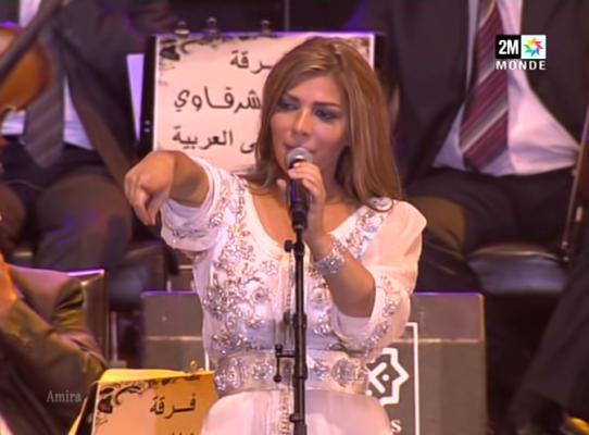 "Photo of فيديو: أصالة نصري ""تبلات بالمغربية وما بغاتش تهنا"""
