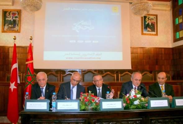 Photo of اتفاقية تعاون قضائي بين المغرب وتركيا.. ودعوة 20 قاضيا للتدريب في أكاديمية العدل التركية