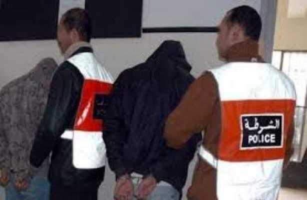 Photo of القبض على بزناس يروج الحشيش والقرقوبي بمدينة المحمدية